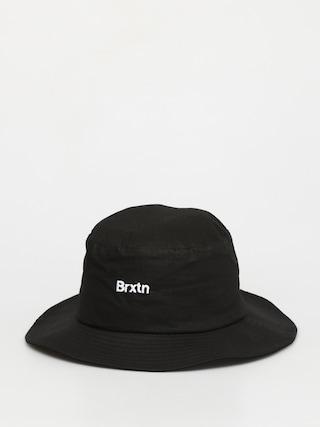 Klobouk Brixton Gate Bucket Hat (black)