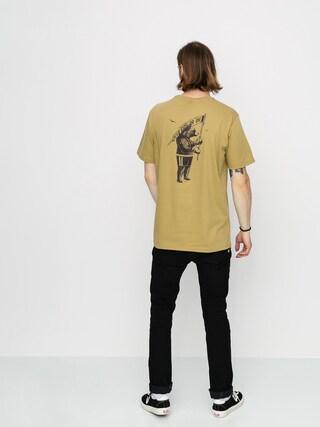 Tričko Malita Bear (beige)