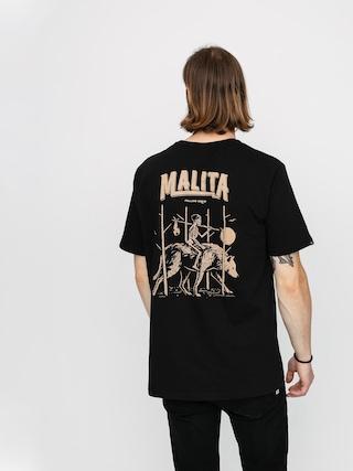 Tričko Malita Rider (black)