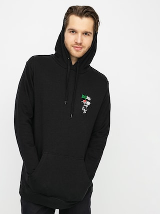 Mikina s kapucí DC We Hot Since 94 HD (black)