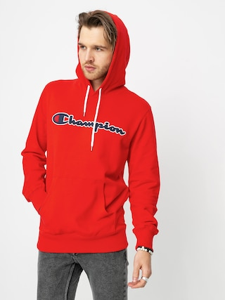 Mikina s kapucí Champion Sweatshirt HD 214183 (fls)