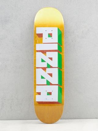 Deska Pizza Skateboards Chubs (yellow)