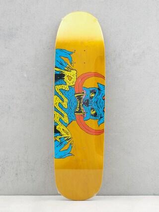 Deska Pizza Skateboards Cujo (yellow)
