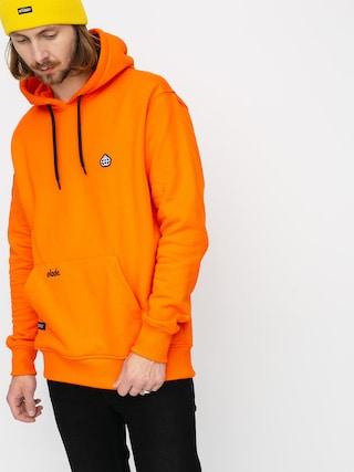 Mikina s kapucí Elade Icon Mini Logo HD (orange tiger)