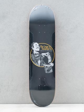 Deska Polar Skate Oskar Rozenberg The Count (black)