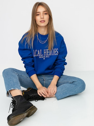 Mikina Local Heroes Lh 2013 Wmn (blue)