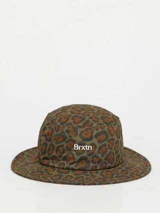 Klobouk Brixton Gate Bucket Hat (leopard camo)