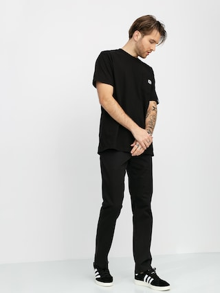 Kalhoty RVCA The Weekend Stretch (black)