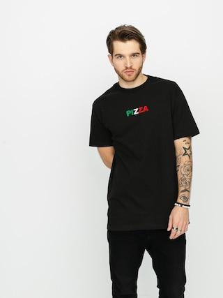Triu010dko Pizza Skateboards Tri Logo (black)