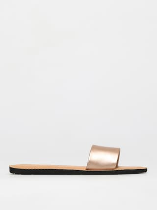 Plu00e1u017eovky Volcom Simple Slide Wmn (rose gold)