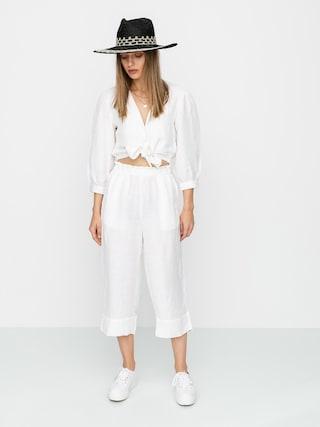 Kalhoty Brixton Luna Wmn (white)