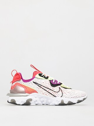 Boty Nike React Vision (summit white/black barely volt)