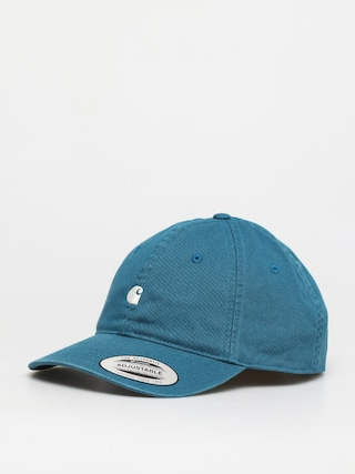 Ku0161iltovka  Carhartt WIP Madison Logo ZD (moody blue/wax)
