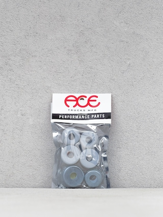 Gumičky Ace Classic Bushing (white/silver)