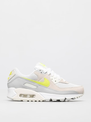 Boty Nike Air Max 90 Wmn (white/lemon venom pure platinum sail)