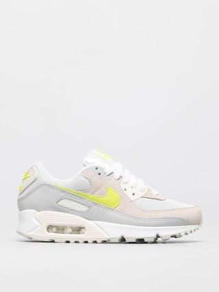 Boty Nike Air Max 90 Wmn (white/lemon venom pure platinum sail)