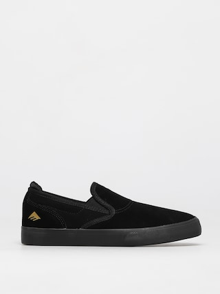 Boty Emerica Wino G6 Slip On Youth (black/black)