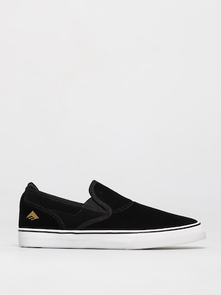 Boty Emerica Wino G6 Slip On Youth (black/white/gold)