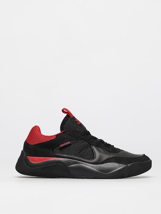Boty Supra Pecos (black/red black)