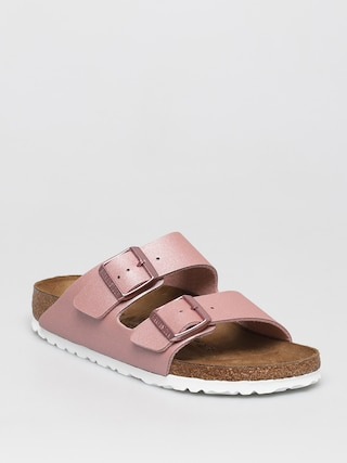 Sandaly Birkenstock Arizona Wmn (icy metallic old rose)