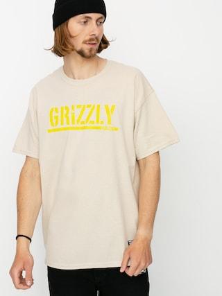 Triu010dko Grizzly Griptape Stamp (sand)