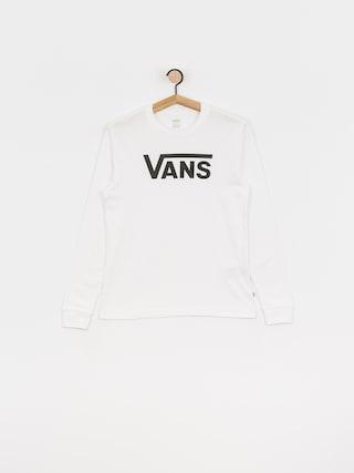 Triko Vans Flying V Classic Wmn (white)