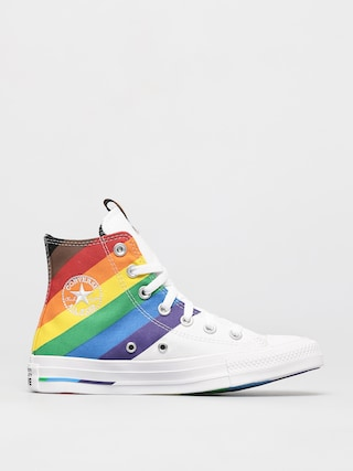Tenisky Converse Chuck Taylor All Star Hi (white/university red)