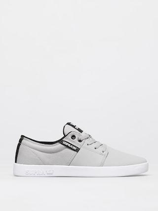 Boty Supra Stacks II (lt grey tuf white)