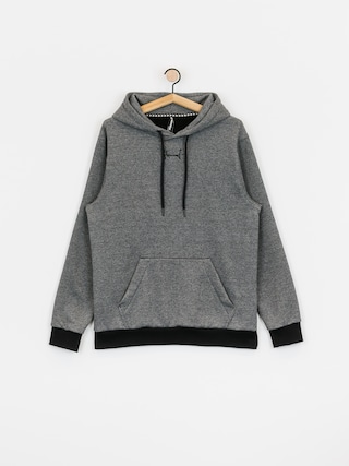 Mikina s kapucu00ed Stoprocent Smalltag HD (grey heather)