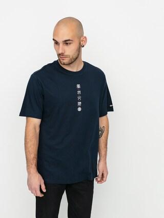 Tričko Element Yuki (indigo)