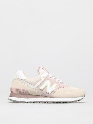 Boty New Balance 574 Wmn (pink)