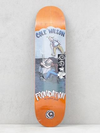 Deska Foundation Wilson Student (orange)
