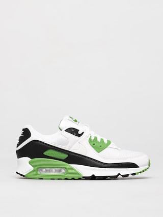 Boty Nike Air Max 90 (white/white chlorophyll black)
