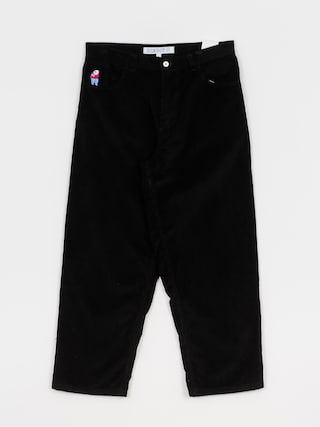 Kalhoty Polar Skate Big Boy Cords (black)