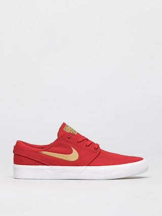 Boty Nike SB Zoom Janoski Canvas Rm (university red/club gold university red)