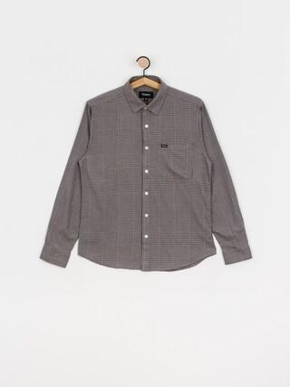 Košile Brixton Bozeman Flnl (mauve)