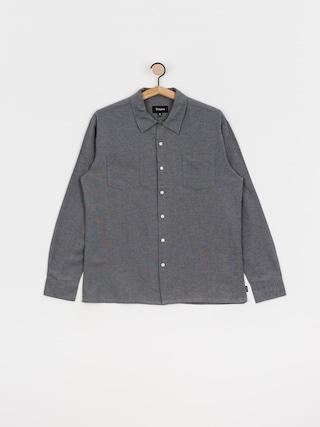 Košile Brixton Cruze Ls (aluminum)