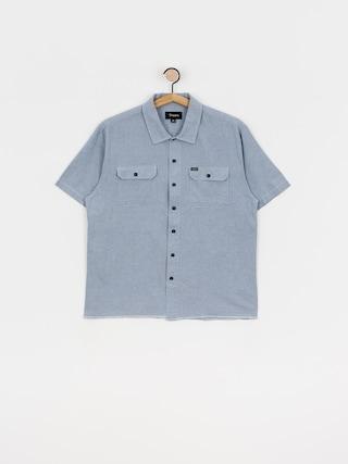 Košile Brixton Otto Wvn (lblue)