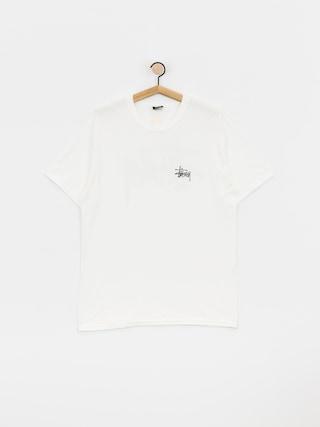 Triu010dko Stussy Basic (white)