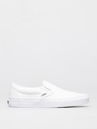 Boty Vans Classic Slip On (true white)