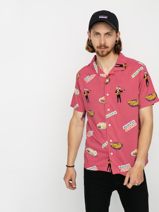Kou0161ile RVCA Hot Fudge (pink)