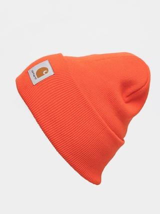 Čepice Carhartt WIP Acrylic Watch (safety orange)