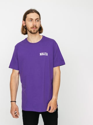 Tričko Malita Castaway (violet)