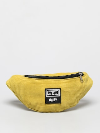 Ledvinka OBEY Wasted Hip Bag (mellow yellow)