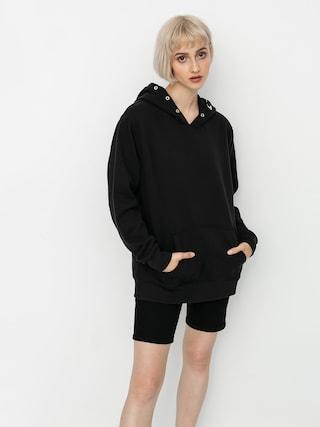 Mikina s kapucí Vans Sandy HD Wmn (black)