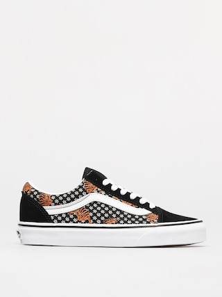 Boty Vans Old Skool (tiger floral/black/true white)