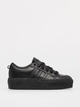 Boty adidas Originals Nizza Platform Wmn (cblack/cblack/cblack)