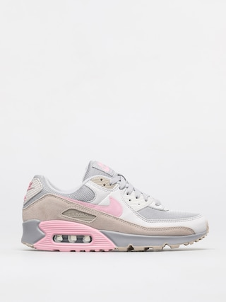 Boty Nike Air Max 90 (vast grey/pink wolf grey string)