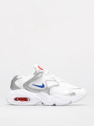 Boty Nike Air Max 2X Wmn (white/racer blue white metallic silver)