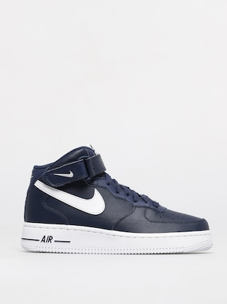 Boty Nike Air Force 1 Mid 07 (midnight navy/white)
